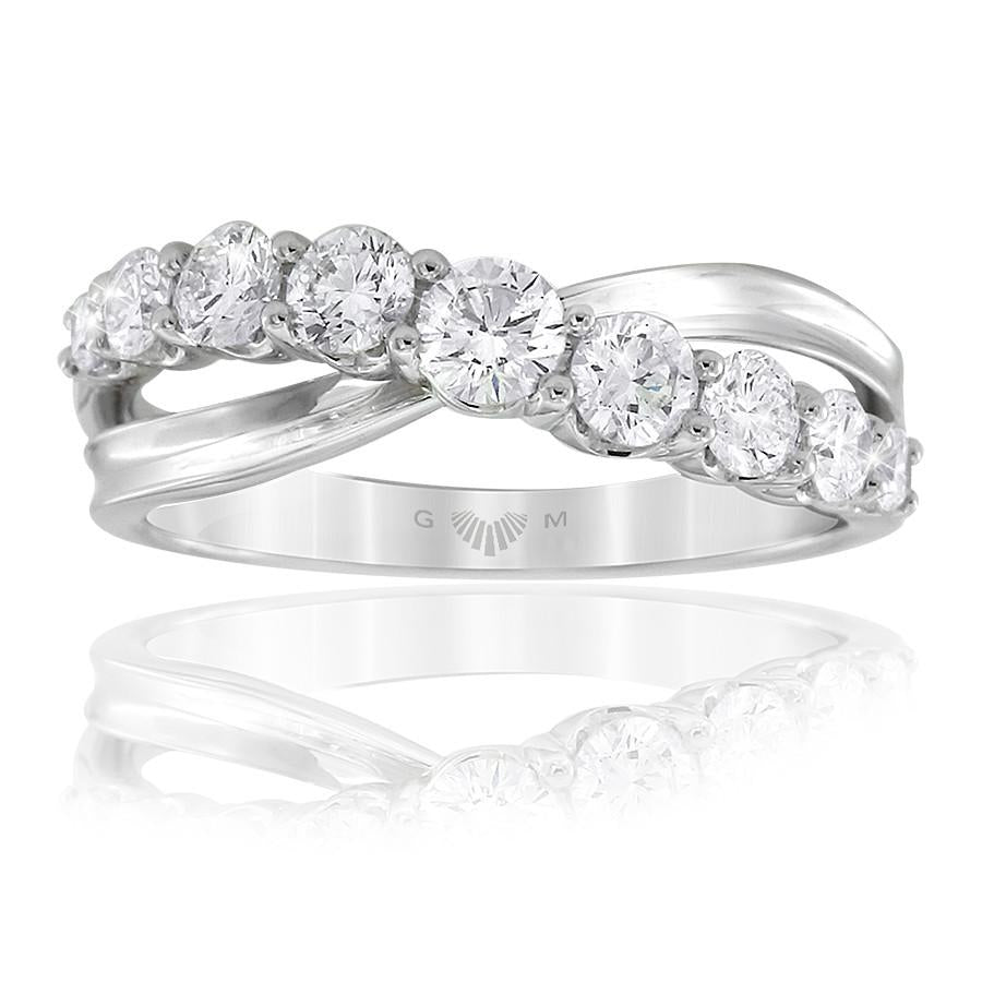 Gerard McCabe Classic Diamond Dress Ring