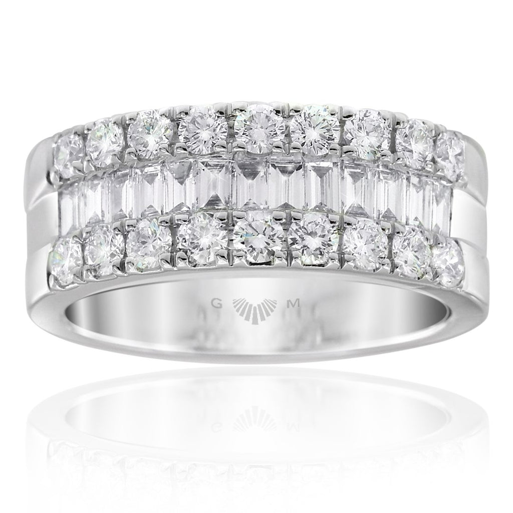 Gerard McCabe Diamond Dress Ring