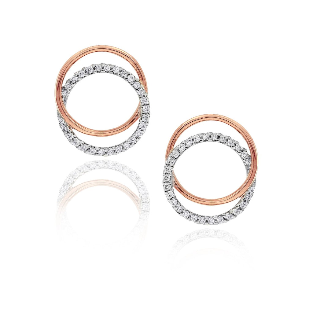 Gerard McCabe [ORO]3 Circles Earrings