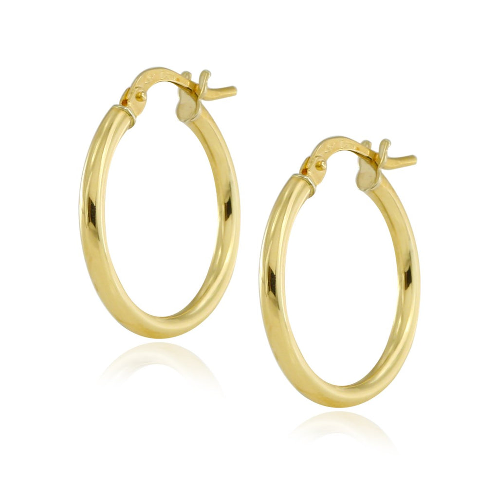 Gerard McCabe Seven50 Classic Hoop Earrings