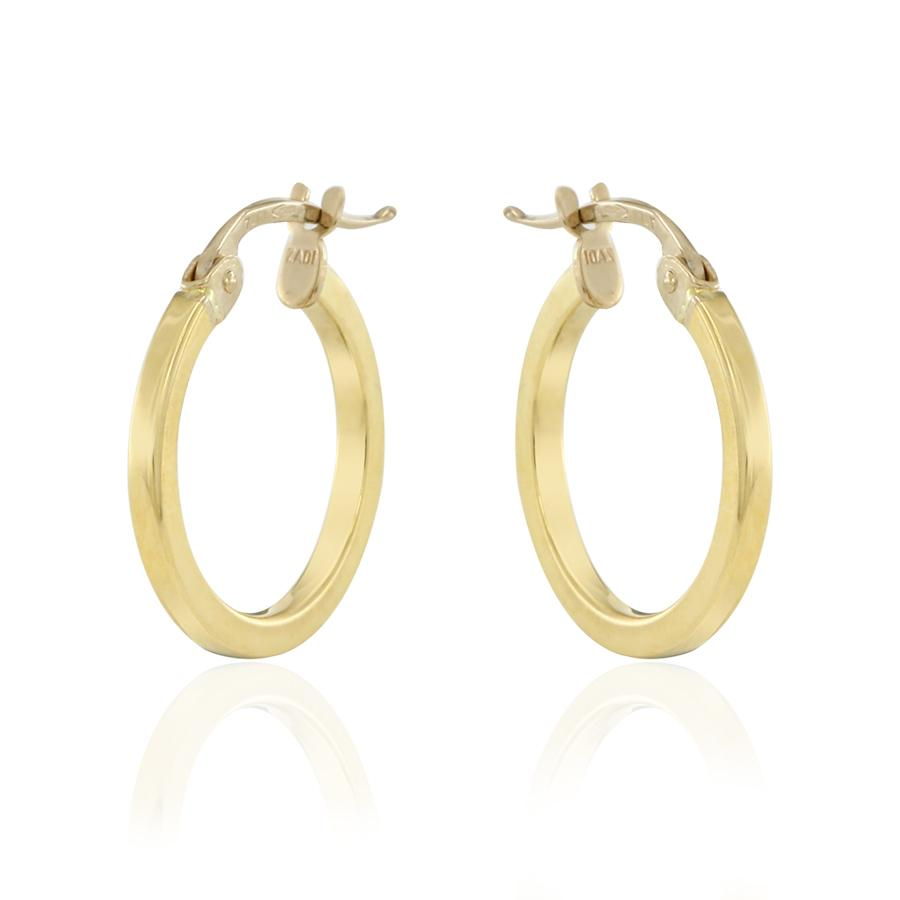 Gerard McCabe Seven50 Hoop Earrings