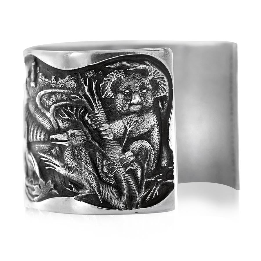 Gerard McCabe Scene of South Australia Bangle