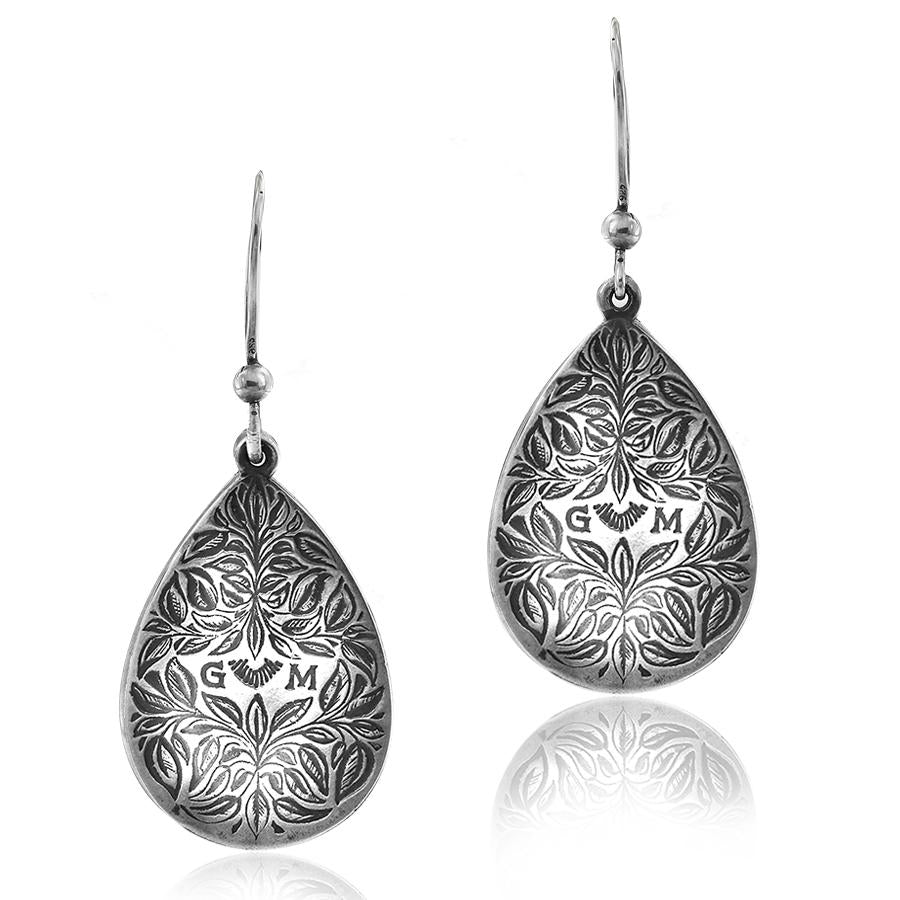 Gerard McCabe Koala Engraved Earrings