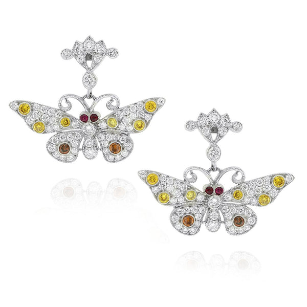 Gerard McCabe Echunga Butterfly Earrings