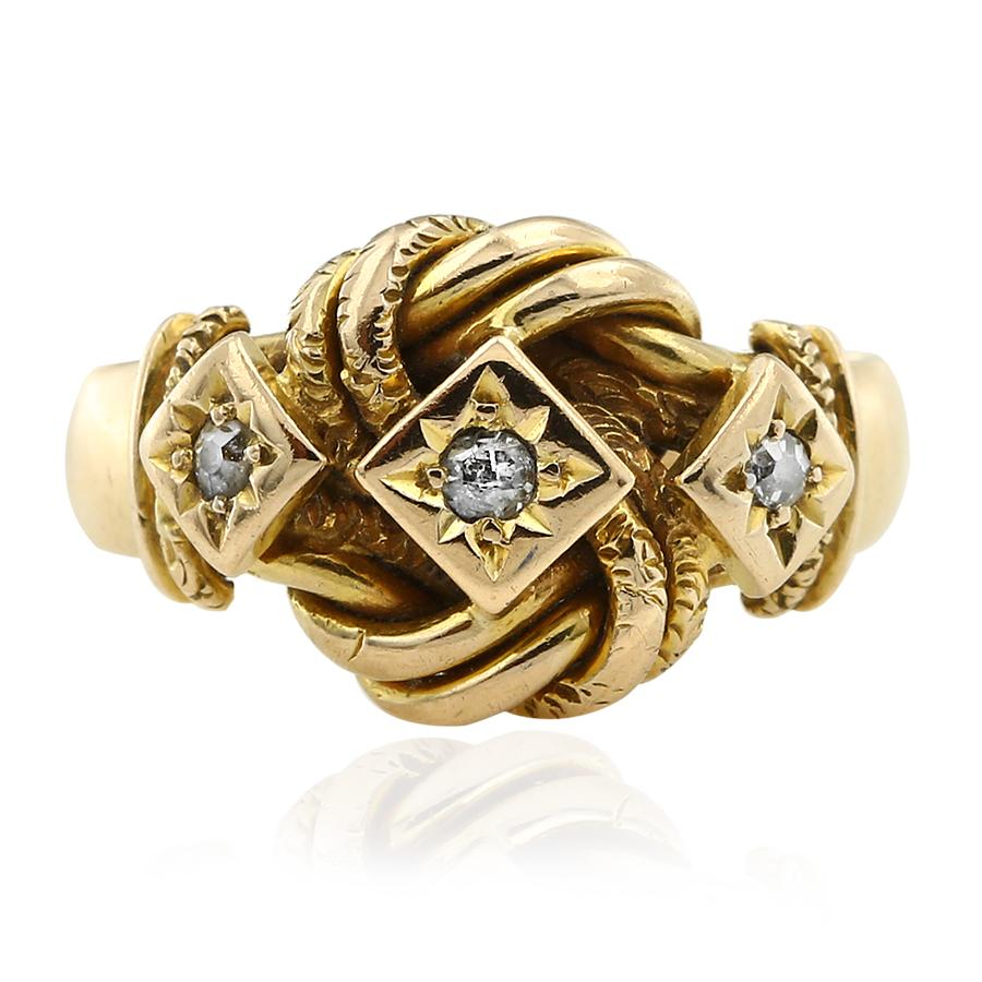 Gerard McCabe True Lover's Knot Ring