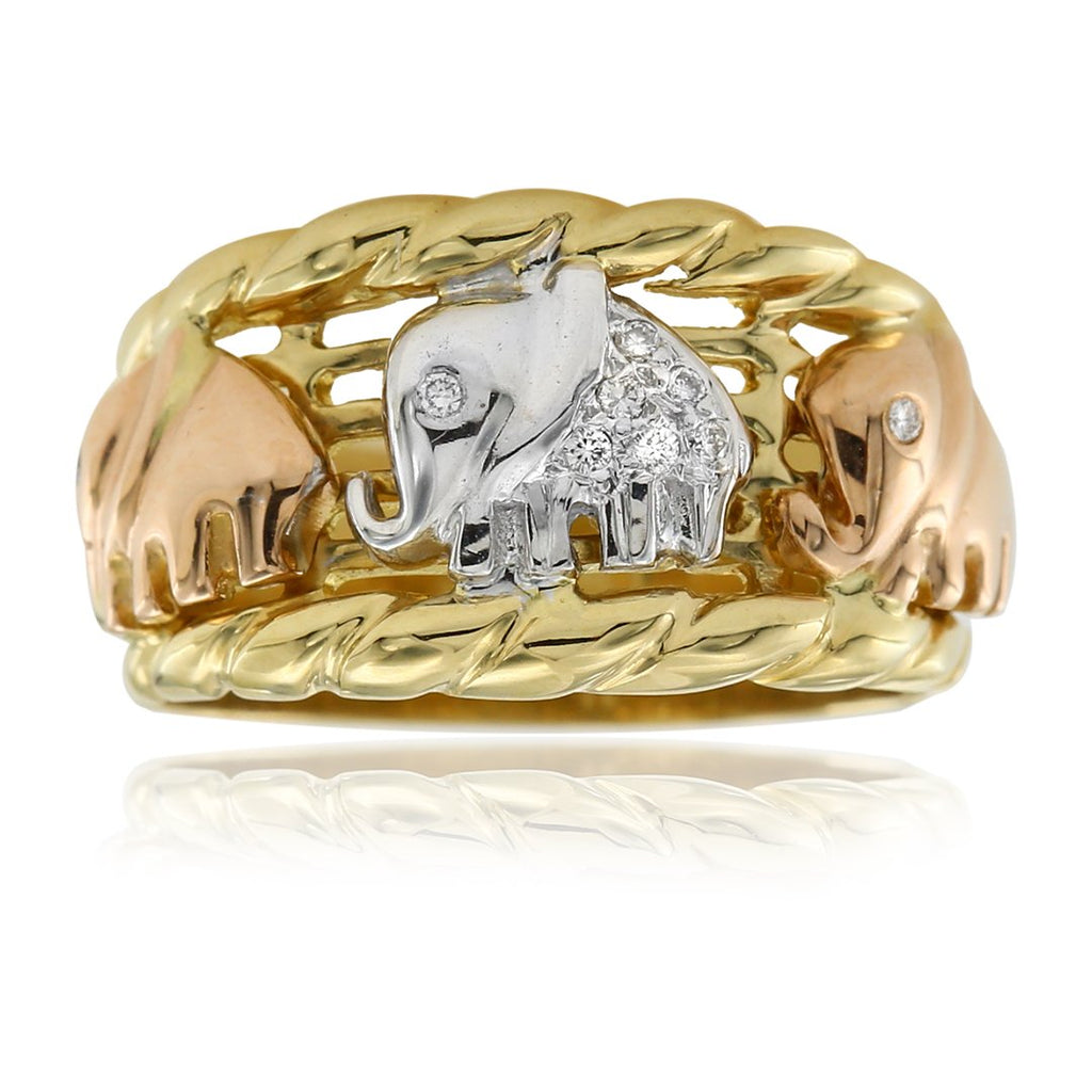 Gerard McCabe Estate Elephant Ring
