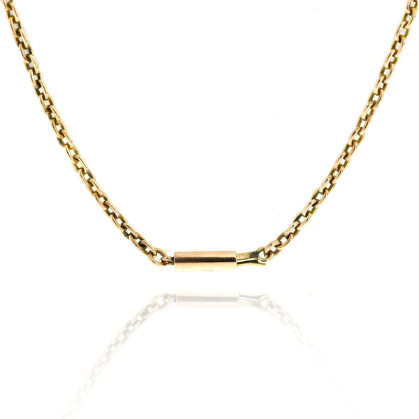 Gerard McCabe Antique Gold Chain
