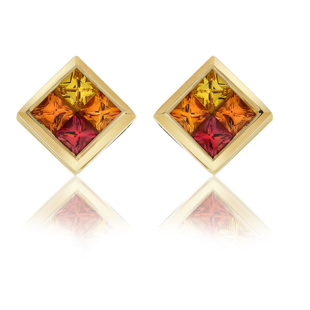 Gerard McCabe Kaleidoscope Earrings