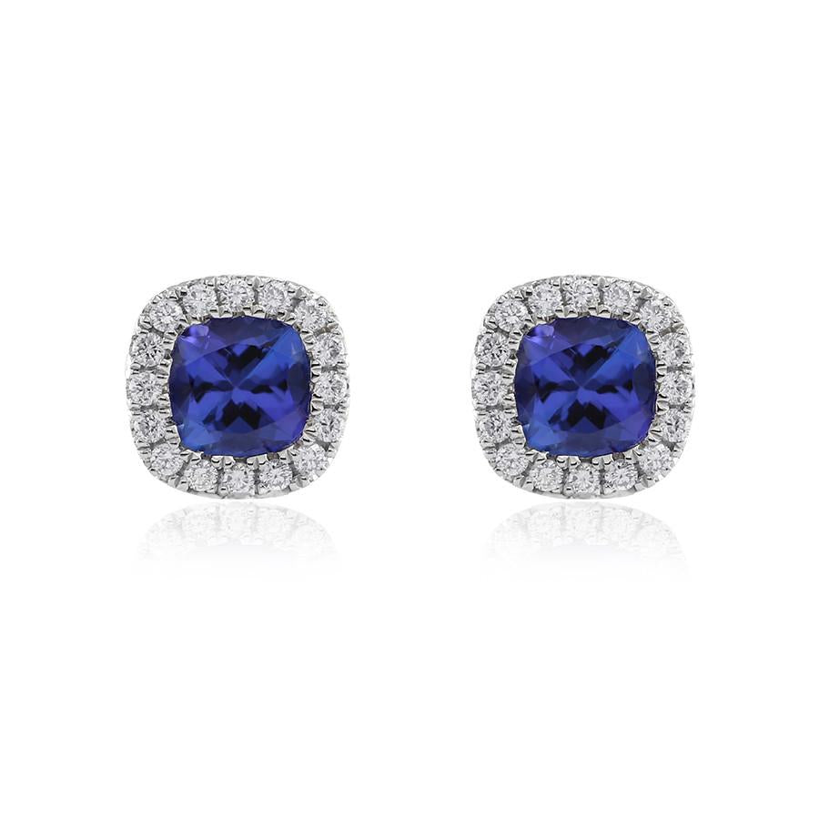 Gerard McCabe Kilimanjaro Tanzanite Earrings