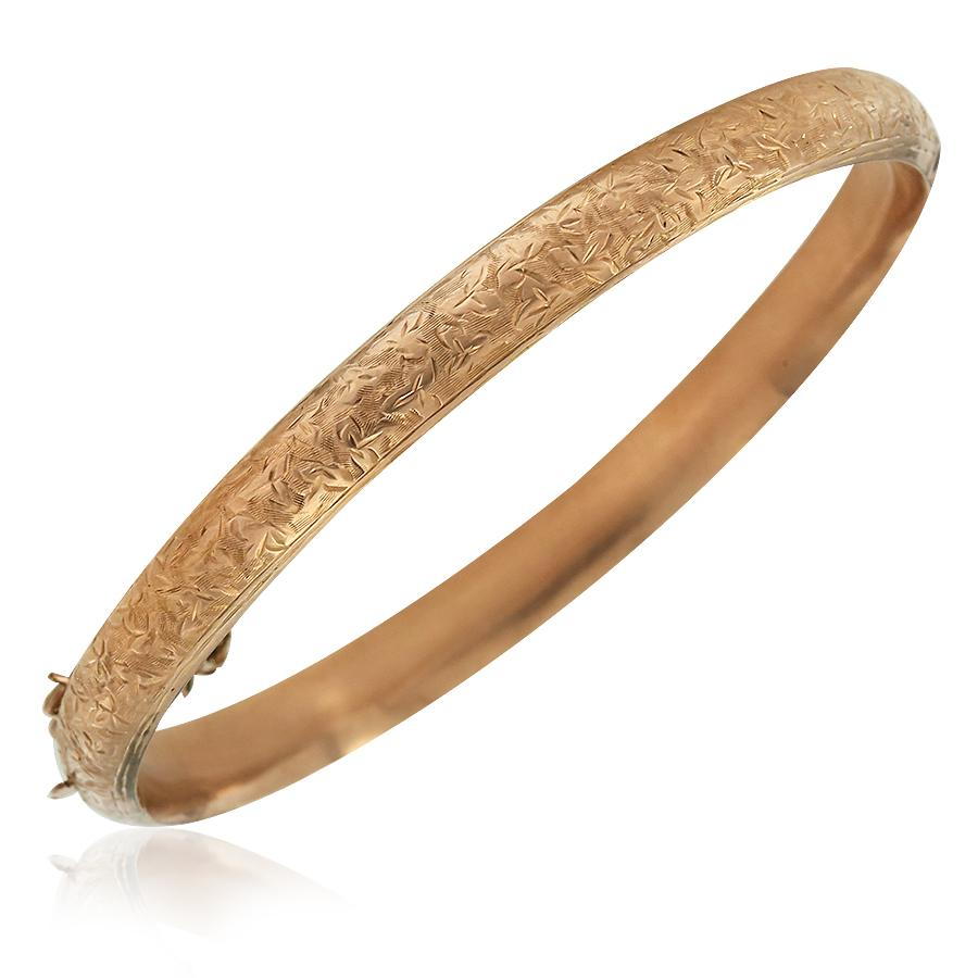 Gerard McCabe Antique Bangle