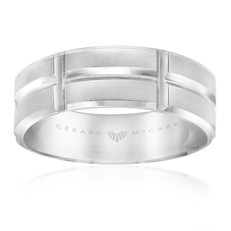 Axle Wedding Ring