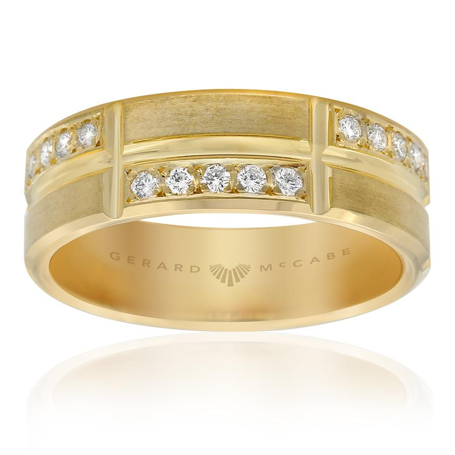 Gerard McCabe Wedding Ring Specialists Axle Wedding Ring