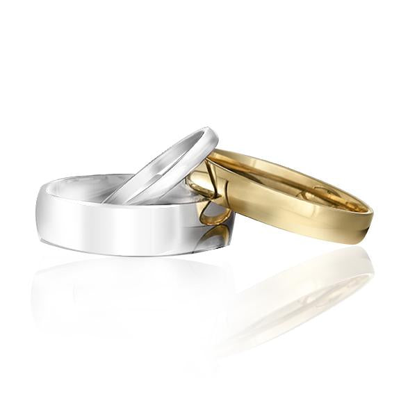 Gerard McCabe Wedding Ring Specialists Ladies Becket Wedding Ring
