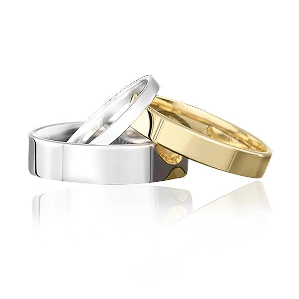 Gerard McCabe Wedding Ring Specialists Men's Bimini Wedding Ring