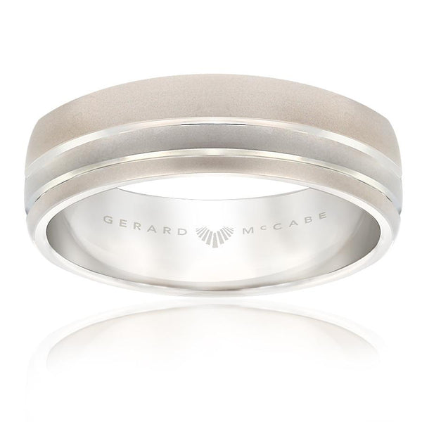 Gerard McCabe Wedding Ring Specialists Magnus Wedding Ring
