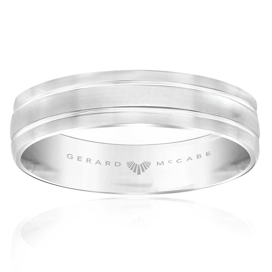 Tiller Wedding Ring