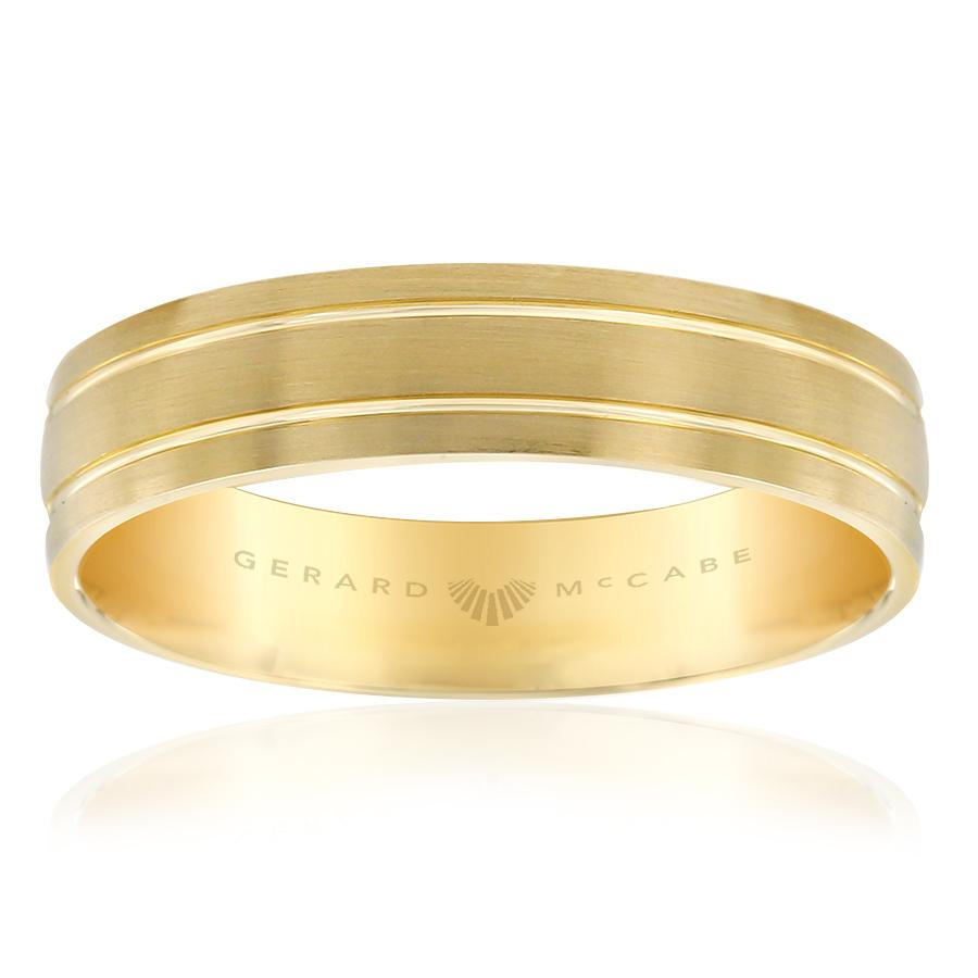 Gerard McCabe Wedding Ring Specialists Tiller Wedding Ring