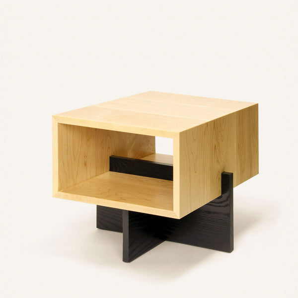 Tangent side & coffee table