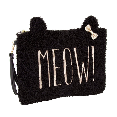 Cat Zip Pouch