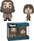 Harry Potter - Hagrid & Harry Vynl