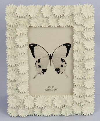 Daisies Photo Frame