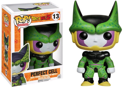 Pop! Dragon Ball Z Perfect Cell