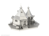 Metal Earth Harry Potter - Ruebeus Hagrid Hut