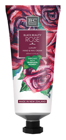 Banks & Co: Black Beauty Rose Hand Cream