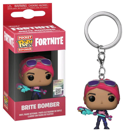 Pop! Keychain - Fortnite Brite Bomber