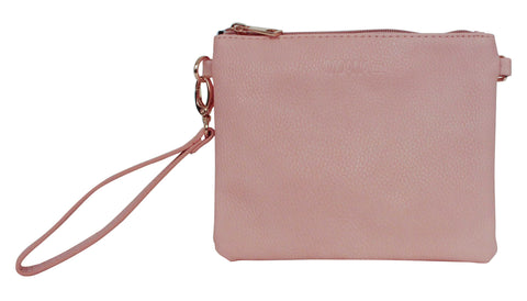 Moana Rd - The Viaduct Clutch Pink