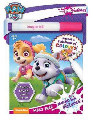 Inkredibles: Magic Ink Paw Patrol Pink