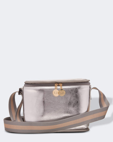 Louenhide: Silver Cooler Bag