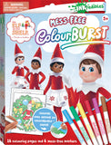 Inkredibles: Colour Burst - Elf On The Shelf