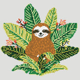Diamond Art Kit - Sloth
