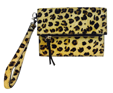 Windsor Clutch Leopard