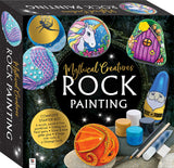 Mythical Creatures Rock Painting Kit