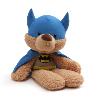 DC Comics: Fuzzy Bear Batman