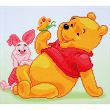 Diamond Dotz - Disney Pooh with Piglet