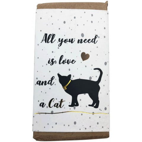 All You Need Is A Cat Soap 150g
