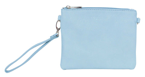 Moana Rd - The Viaduct Clutch Blue