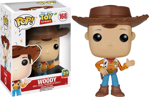 Pop! Toy Story - Woody