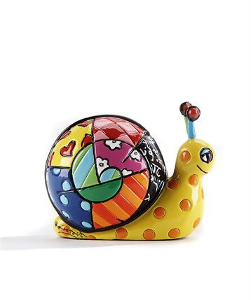 Snail 3D Miniature Collectable by Britto
