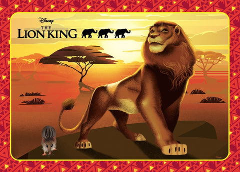 The Lion King - Long Live The King 35 Piece Puzzle Frame Tray