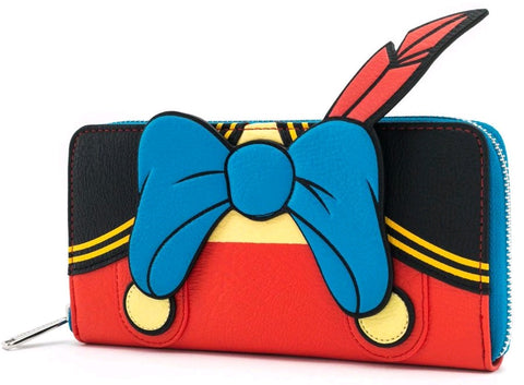 Loungefly:  Pinocchio - Zip-Around Wallet