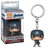 Avengers 4: Endgame - Captain America Pocket Pop! Keychain