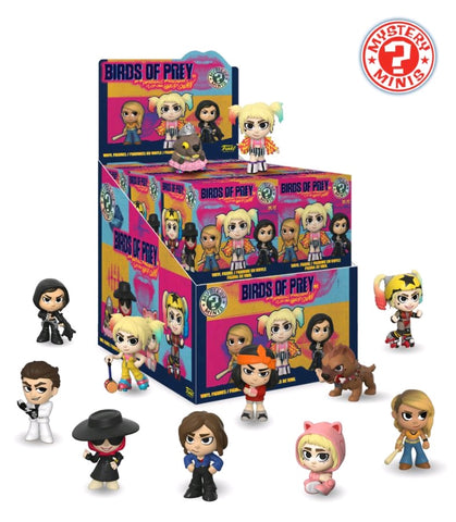 Birds of Prey - Mystery Minis Blind Box