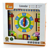 Wooden Learning Calendar