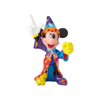 Britto: Sorcerer Mickey Mini Figurine
