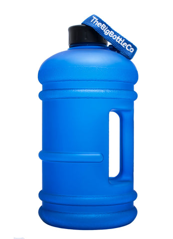 The Big Bottle Matte Blue Elite