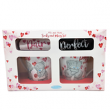 Me to You - Valentines His and Hers Socks and Mugs Set